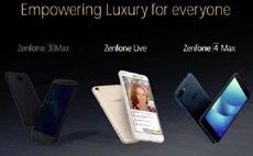 Google рассекретила пять смартфонов ASUS ZenFone 4