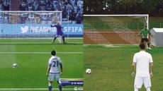 Баги FIFA 17 спародировали в реальности