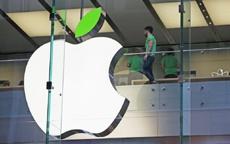 Логотип Apple окрасится в зеленый цвет