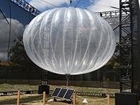 Google впервые использовала воздушные шары Loon для обеспечения интернетом зоны стихийного бедствия