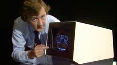 Как выглядел и работал сенсорный экран задолго до iPhone в 1982 году