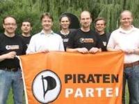 Пиратская партия Германии берет на абордаж Бундестаг!