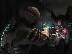 Ритейлер намекнул на третью часть Dead Space