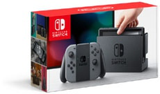 Nintendo продолжает наращивать темпы производства консолей Switch