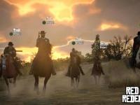 Консольный вестерн Red Dead Redemption. Скриншоты