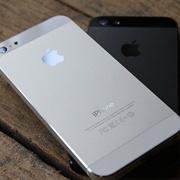 iPhone 5 — самый популярный смартфон Apple