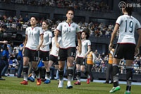 В футбольном симуляторе FIFA 16 появятся женские национальные сборные