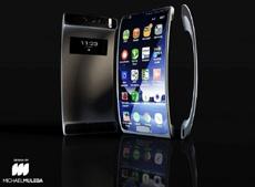 Концепт смартфона Motorola v360 в «классическом стиле»