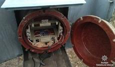 В Запорожской области воры до винтиков разбирали оборудование «Укртелекома»