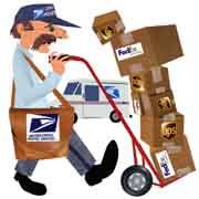 FedEx завалила своих британских клиентов спам-рассылкой