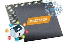 MediaTek представила три «системы на чипе» для Интернета вещей