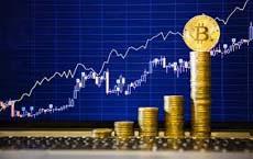 Цена на биткоин преодолела порог в 5000 долларов и установила новый рекорд
