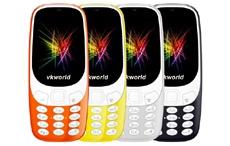 VKWorld Z3310 выпустит откровенную копию Nokia 3310 (2017)