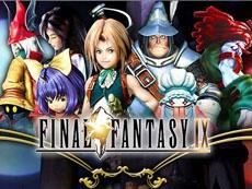 Легендарная Final Fantasy IX вышла на iOS и Android