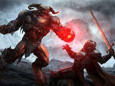 Энтузиаст перенёс DOOM в фэнтезийный мир Dark Souls