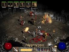 Diablo II смогли пройти, ни разу никого не атаковав