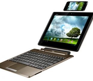 Asus представила PadFone - гибрид планшета и смартфона