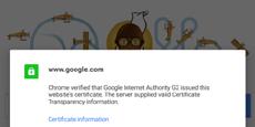 Google запускает собственный центр сертификации