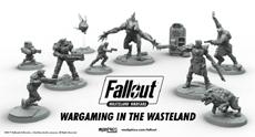 Анонсирована Fallout: Wasteland Warfare