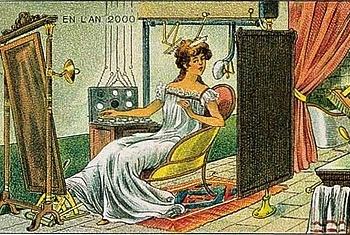 WEB технологии впервые предсказал женский журнал в 1900г.
