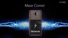 Maze Comet получит аккумулятор емкостью 6000 мАч