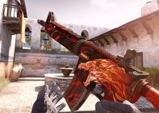 В Counter-Strike: Global Offensive добавили скины для нового вида предметов