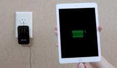 KADO — самое тонкое в мире зарядное устройство