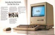 33 года назад Apple критиковали за отказ от командной строки в пользу графического интерфейса