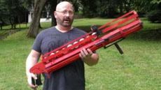 Создано ружье для охоты на покемонов