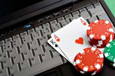 В Херсоне прикрыли сеть подпольных интернет-казино