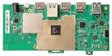 Одноплатный компьютер Inforce 6420 оснащён чипом Snapdragon 600E