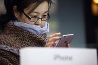 Китай впервые стал крупнейшим рынком сбыта iPhone
