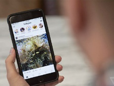 Instagram начнет размывать