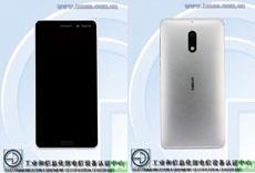 Nokia 6 будет представлен и в серебристом корпусе