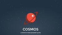 Cosmos — браузер, которому не нужен Интернет
