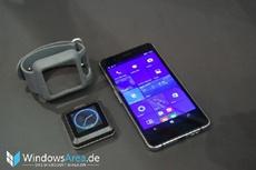 Представлен смартфон Trekstor WinPhone 5.0 на Windows 10 Mobile