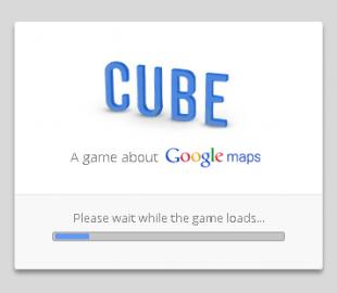 «Куб» — первая игра производства Google