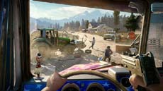 Стало известно время прохождения Far Cry 5