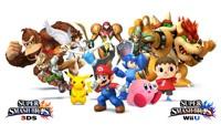 Super Smash Bros. обойдётся без платных дополнений