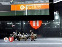 Electronic Arts представило рекламный ролик игры FIFA 11