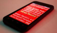 Что делать, если смартфон заразился вирусом