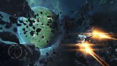 Космический симулятор Galaxy on Fire 3 наконец-то вышел в Google Play