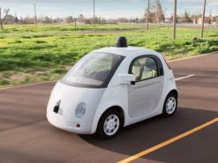 Разработчики Google-автомобиля сделали его мягким и нетравматичным