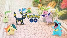 Вышло крупнейшее с момента релиза обновление Pokemon GO с 80 новыми покемонами