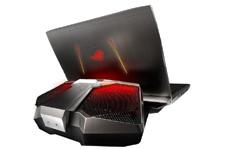 ASUS интригует странным игровым ноутбуком с водяным охлаждением