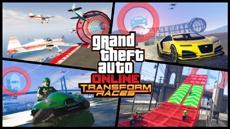 Захватывающие гонки «Трансформации» добавят в GTA Online до конца месяца