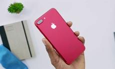 Первый обзор нового красного iPhone 7 Plus