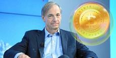 Миллиардер Рей Далио назвал биткоин пузырем