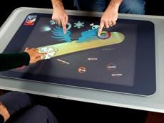 Microsoft разрабатывает аналог сенсорного стола