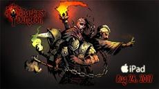 Мрачная ролевая игра Darkest Dungeon выйдет на iPad в этом месяце